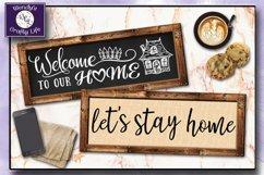 Farmhouse SVG Sign Bundle - 6 SVG & PNG digital files Product Image 3