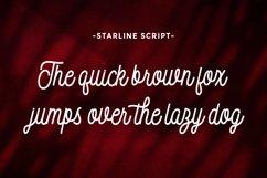 Starline script Product Image 5