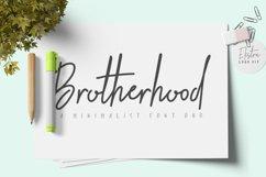 Brotherhood Font Duo + Ekstra Product Image 1