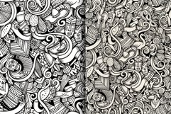 Latin America Graphics Doodle Patterns Product Image 4