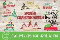 Spanish Christmas Bundle- SVG Product Image 1
