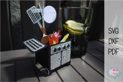 Grill pop up box card Product Image 4
