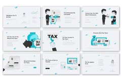 Tax Presentation Template Product Image 5
