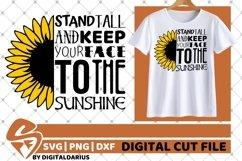 Sunflower Mandala svg, Yellow Flower svg, Sunshine, Sun svg Product Image 2