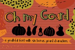 ZP Oh My Gourd Product Image 1
