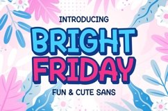Bright Friday Product Image 1
