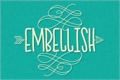 Swooshy Bois - Doodle Font Product Image 2