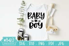 Baby SVG Bundle - Newborn SVG Cut Files - 20 Designs Product Image 8