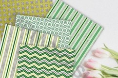 Emerald Green Digital Paper Pack Product Image 4
