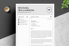 Resume Resume   Clean & Professional Product Image 4
