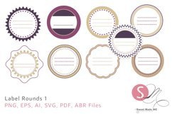 Label Rounds 1 Product Image 1