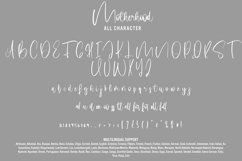 Motherhood - Calligraphy Font Product Image 5