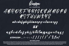 Qualiga - Script Font Product Image 4