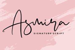 Asmira Signature Script Font Product Image 1