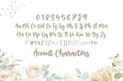Zambrota Lovely Modern Handwritten Font Product Image 6