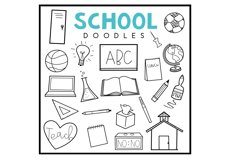 You Gon Learn - A Teaching/School Doodles Font Product Image 2