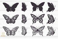 Butterflies SVG Bundle, butterfly PNG, butterflies svg Product Image 3