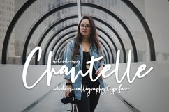 chantelle | WEB FONT Product Image 4