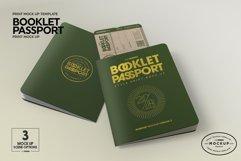 Booklet Passport Print MockUp Product Image 6