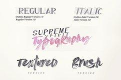 Supreme Spirit Brush Font Product Image 4