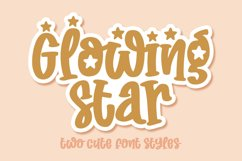 Glowing Star Product Image 1