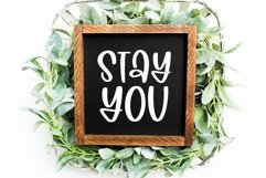 Web Font Green Lane - A Quirky Handwritten Font Product Image 6
