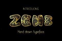 Zen3 Font Product Image 3