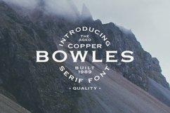 Copper Bowles