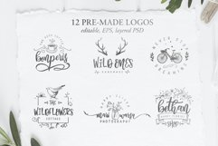 Berson Dream Font TRIO and extras Product Image 3
