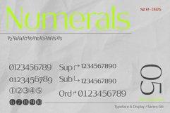 Afjat Trends - Latin, Cyrillic & Greek Product Image 3