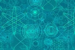 {Sacred Geometry} Symbols + Meshes Product Image 5