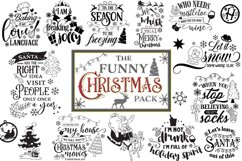 The Funny Christmas Pack Product Image 1