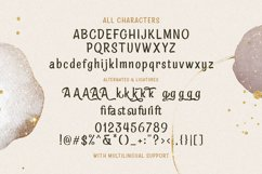 Asteria Royalty - Handwriting Font Product Image 5