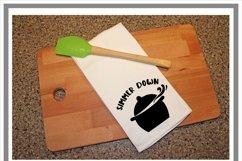 Simmer Down Crock Pot Kitchen SVG Product Image 2