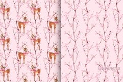 Spring set with fawns and patterns Product Image 3