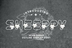Sheeppy Font Product Image 1
