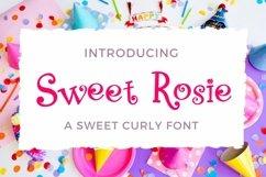 Sweet Rosie Product Image 1