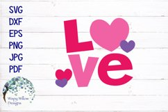 Love | Valentine's Day SVG Product Image 2