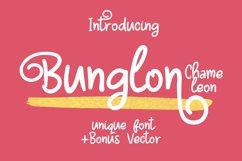 Bunglon Chameleon  Bonus Vector Product Image 1