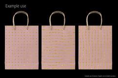 Gold Patterns on Blush Product Image 6