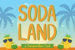 Soda Land - Fancy Display Product Image 1