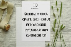 Reality Month - A Modern Handwritten Font Product Image 5
