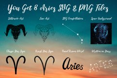 Aries Zodiac, Constellation, Horoscope Pack Product Image 2