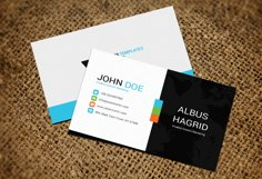 Business Card Product Image 2