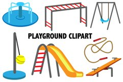 Playground Clipart Product Image 1