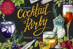 Cocktail Party Marker Bundle Product Image 1