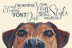 Trendy Script Font Duo Product Image 2