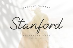 Stanford Signature Product Image 1