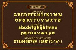 Barong Font and Bonus Product Image 4