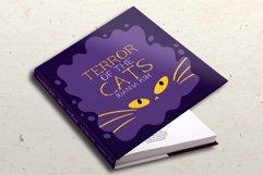 Black Cat Whiskers - Mini Serif Font Product Image 2